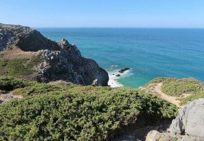 Coastal hike on GR11, Sintra-Cascais Natural Park