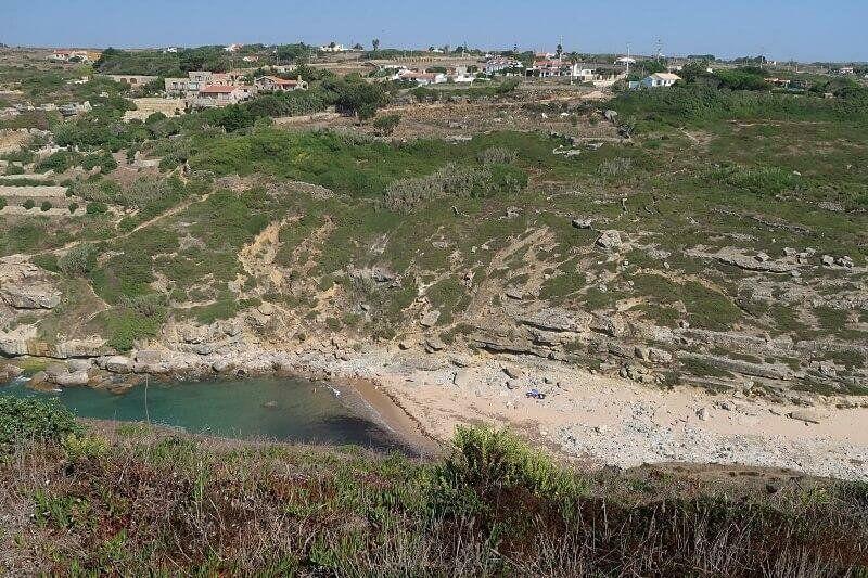 Praia da Samarra, Sintra-Cascais Natural Park