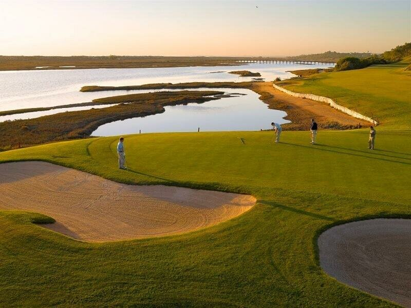 San Lorenzo golf course, Algarve