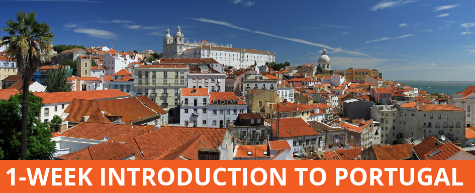 1-WEEK INTRODUCTION TO PORTUGAL ITINERARY 2