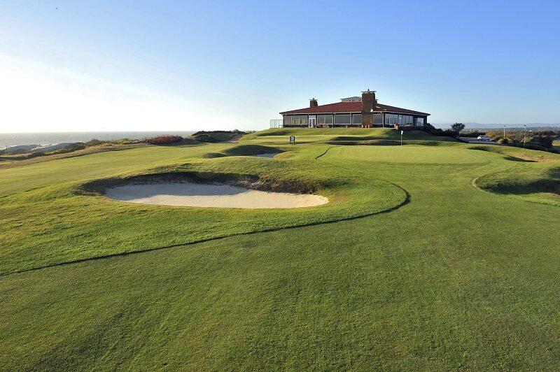 Estela golf course - Hole 18