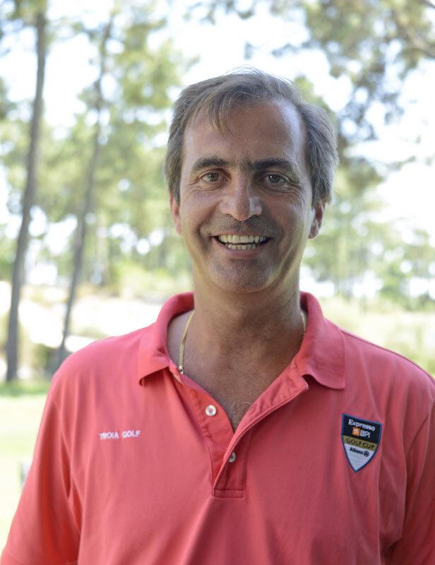 Alexandre Bassoso, Troia Golf. Photo credit: Peter Corden