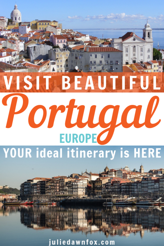 Views of Lisbon and Porto. Visiting Portugal, one of the most beautiful countries in Europe, is a must. But choosing the best itinerary can be hard work if you do it alone. These wonderful, fully managed itineraries include the best essential sights as well as some off the beaten track, and boast a range of cultural and foodie experiences you'll love. You can even add an extension or customise your trip - read on to find out more!
