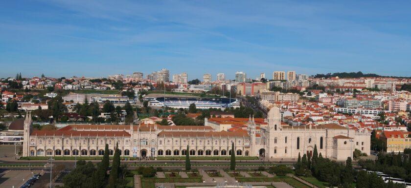 Things to do in Belém, including Praça do Imperio and Jeronimons Monastery