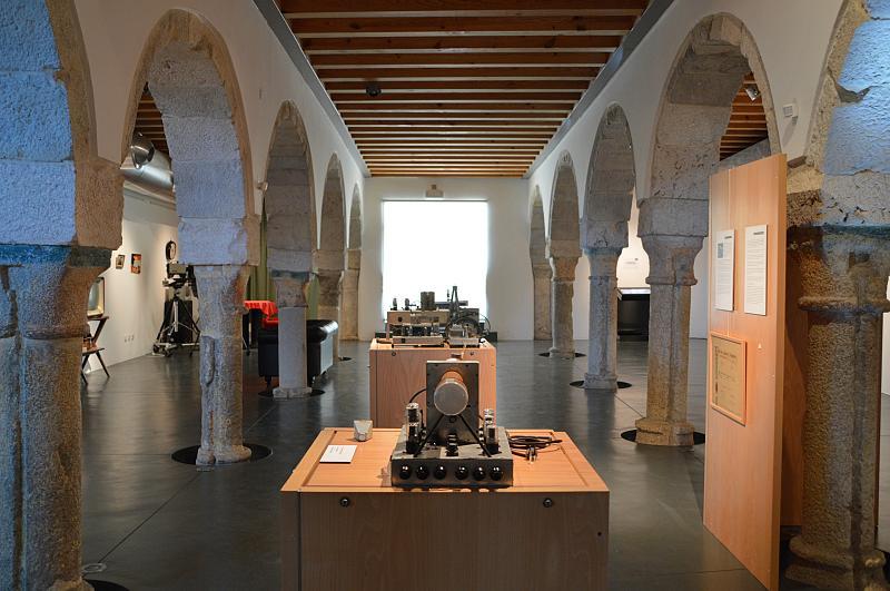 Museum of Moving Images, Leiria, Portugal