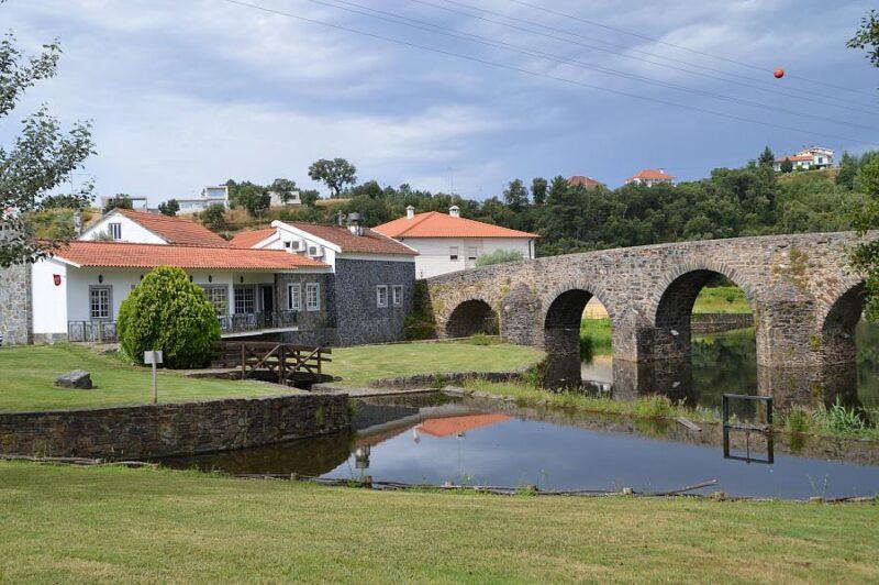 Carvalha bridge, Sertã