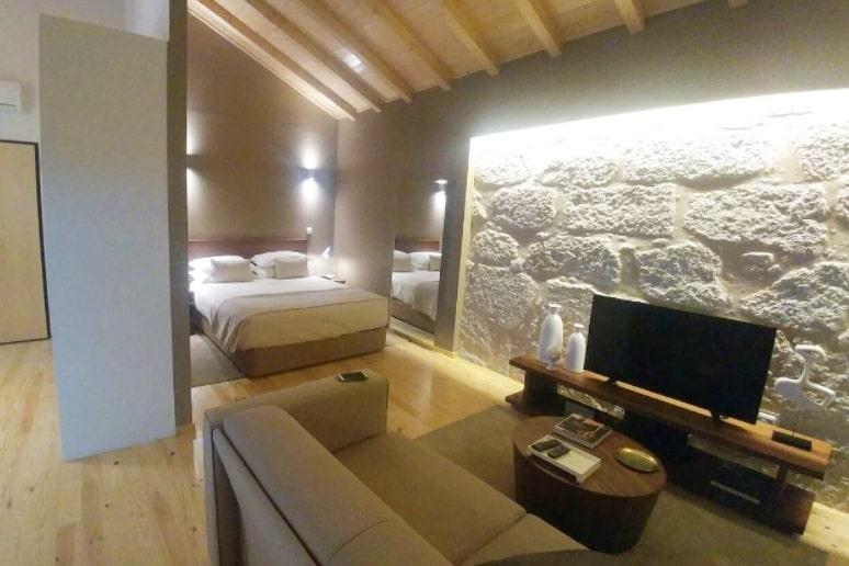 Open plan apartment in Oporto Sa de Noronha Apartments Porto