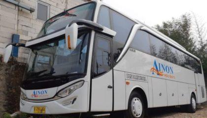 Bus Pariwisata Ainon