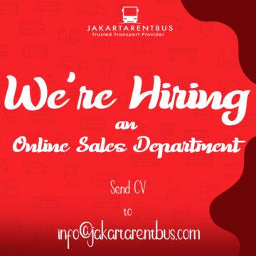 Online Sales Department