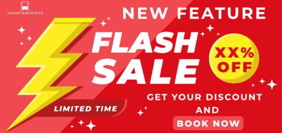 Jakartarentbus Flash Deals