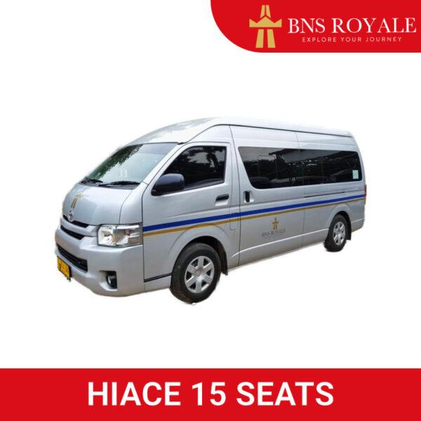 Sewa Bus Hiace
