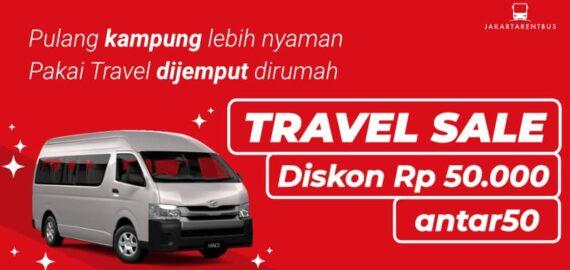 Tiket Travel Diskon