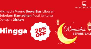 Promo Bus Ramadhan