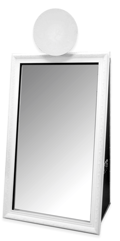 Christmas Magic Mirror Hire
