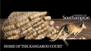 home of the kangaroo court