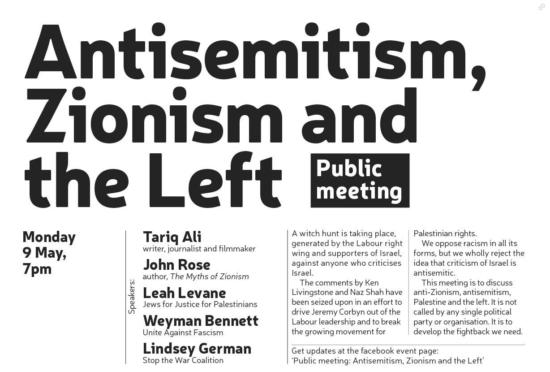 labour antisemitism denial