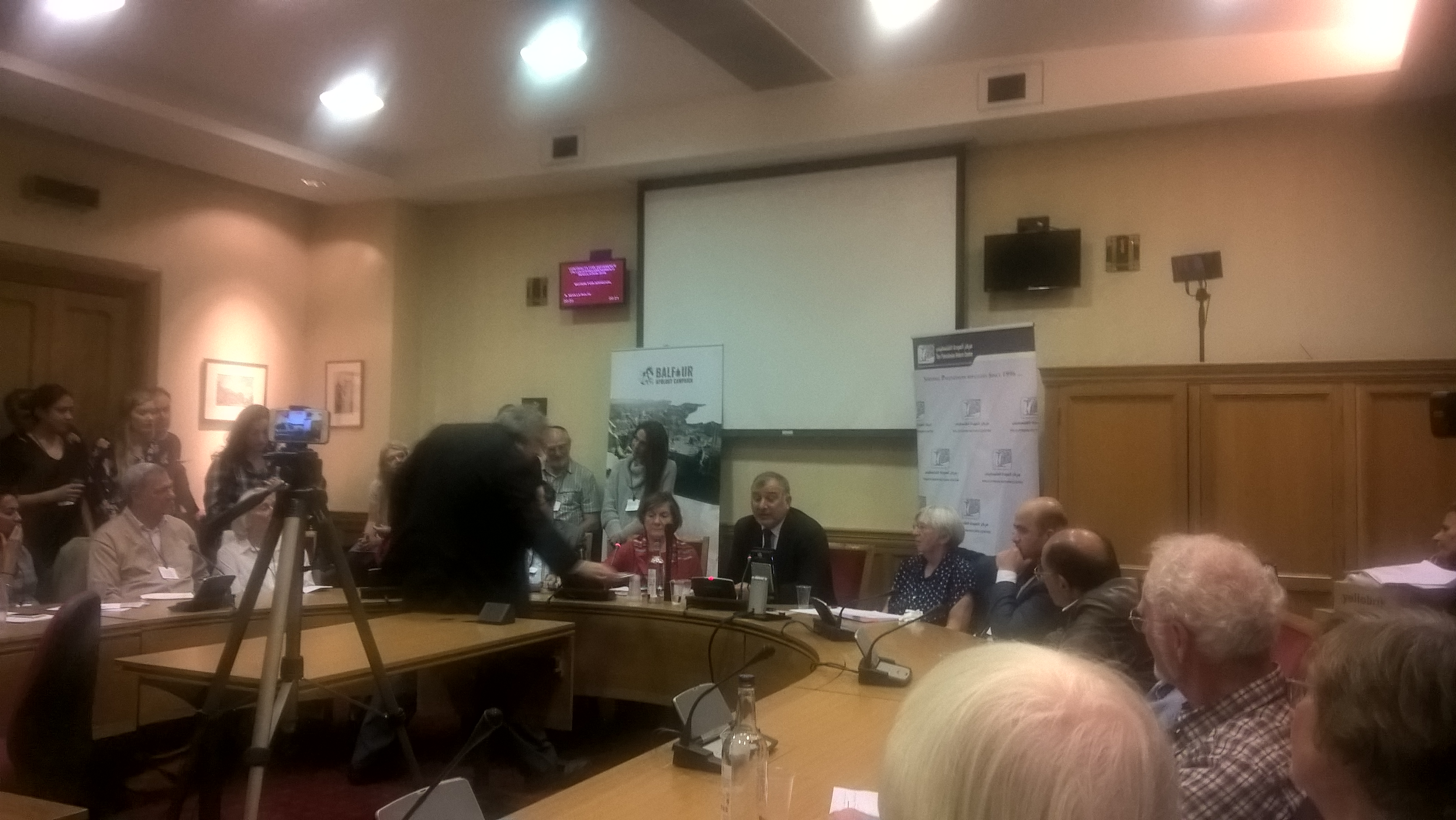 Zionist or Jew at the House of Lords
