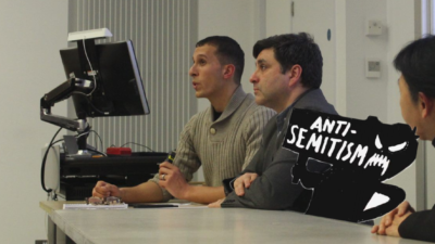 UCL antisemitism