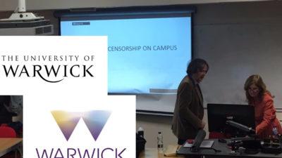 University of Warwick antisemitism