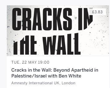 Ben White book promotion