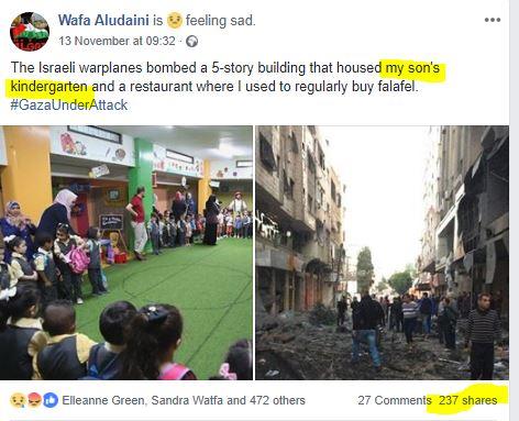 Gaza reporter