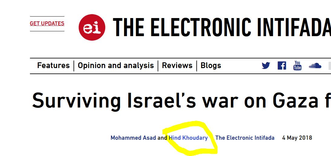 Electronic Intifada