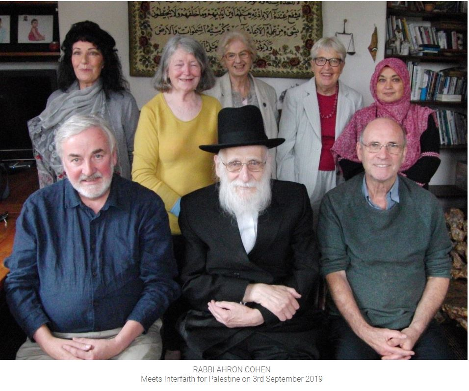 interfaith for palestine