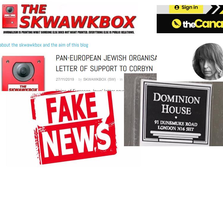 orthodox fake news letter rabbi