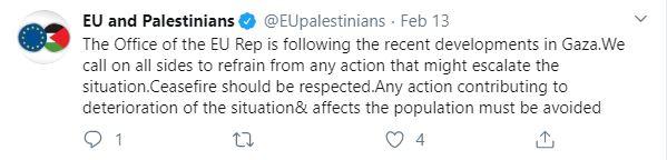 EU Tweet