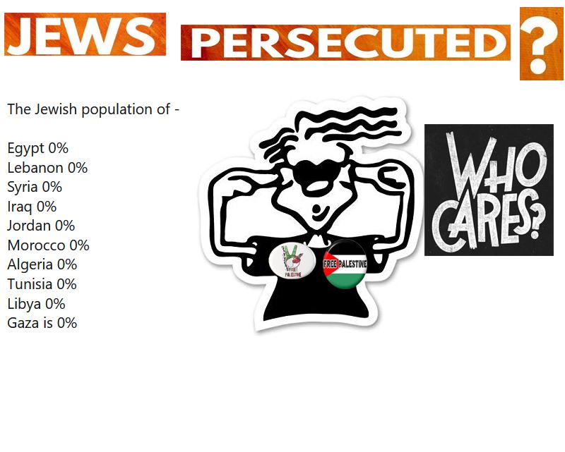 Jews ethnic cleansing