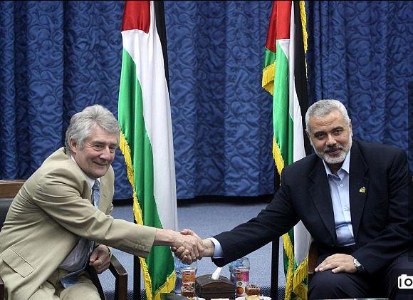 Tony Lloyd MP Hamas