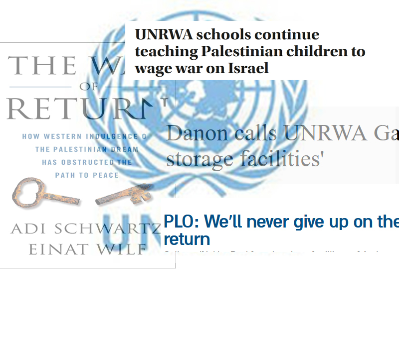 unrwa war of return