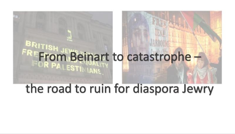Beinart - road to ruin