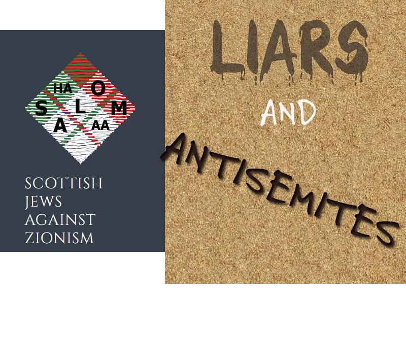 SJAZ liars and antisemites