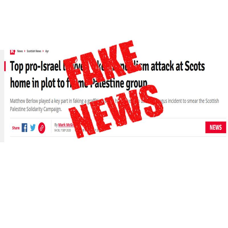 McGivern fake news