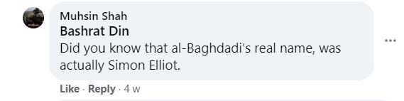 saying Israel is ISIS