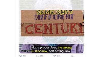 wrong sort of Jew