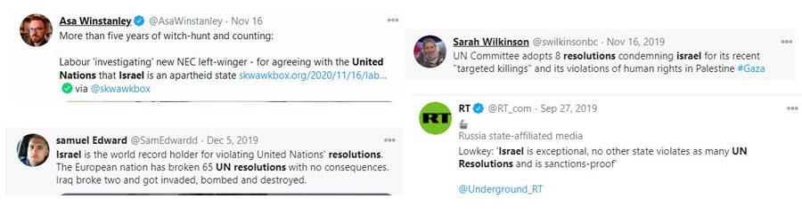 conservative UN vote