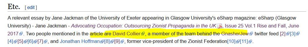 Wiki collier gnasher jew