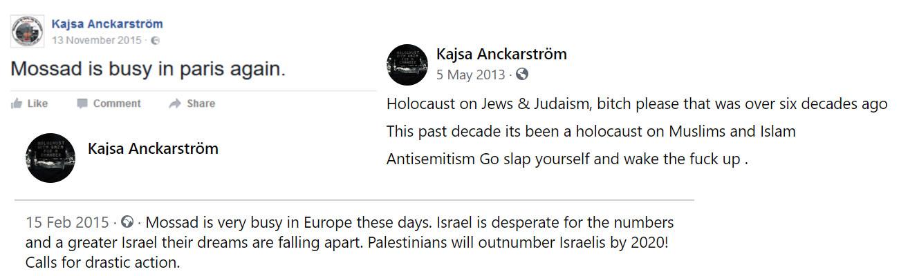 Kajsa Elbit Palestine Action