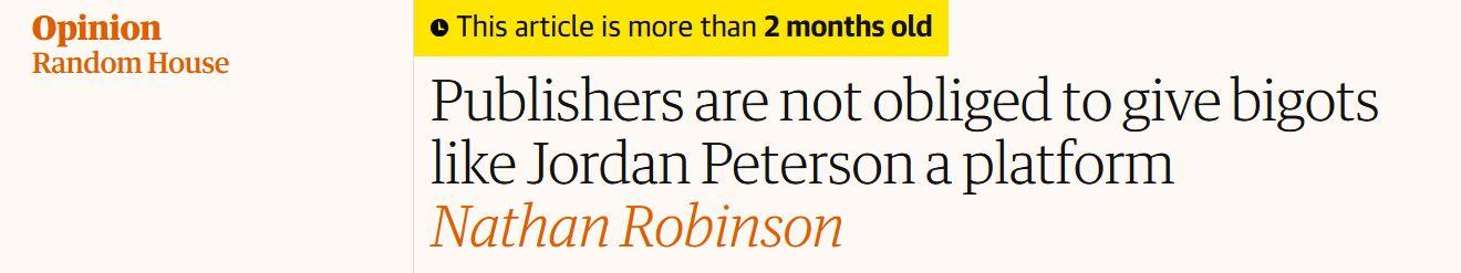 robinson lies