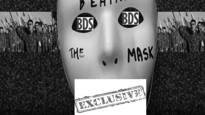 terror - behind the mask