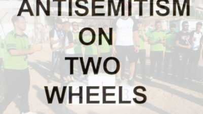 Cycling Weekly anitsemitism