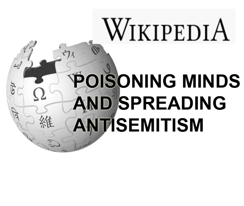 Wikipedia poisoning minds