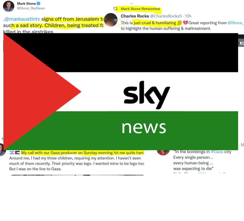 Sky News Mark Stone