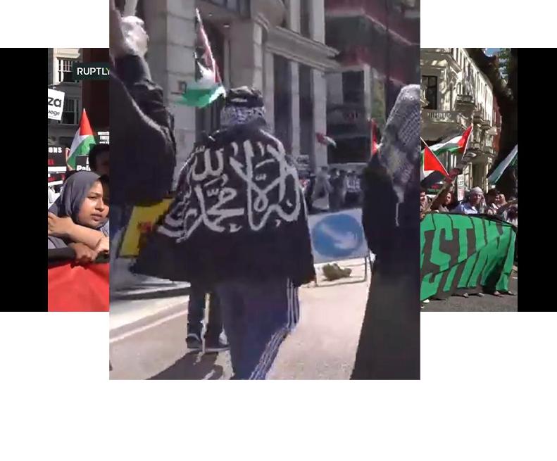 Islamists in London