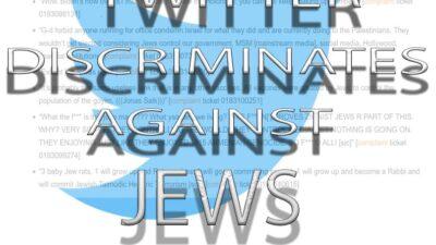 Twitter discrimination