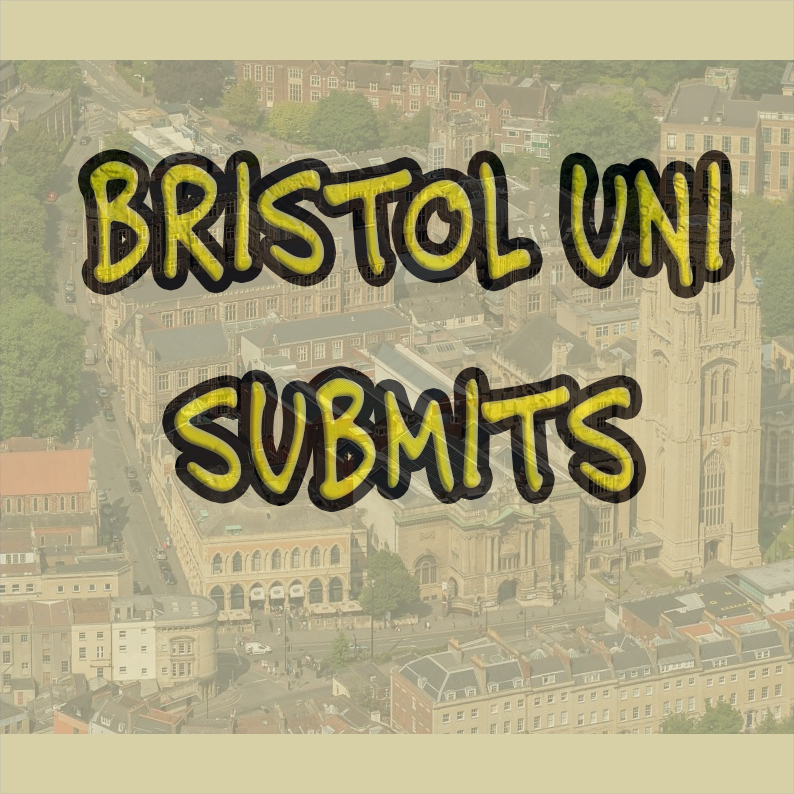 Bristol University submits to Islamists
