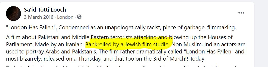 Islamists antisemitism