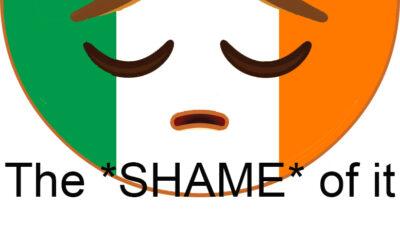 Shame of it